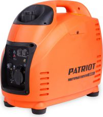 Генератор Patriot power 2000 i