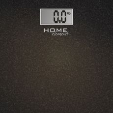 Электронные весы Home Element HE-SC904 Black metallic
